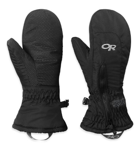 Outdoor Research Toddlers' Adrenaline Mitts black M