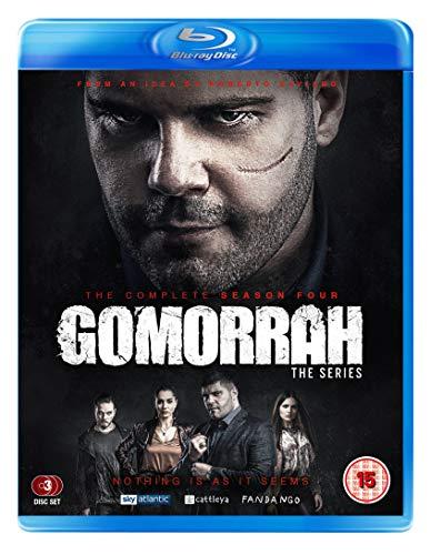 Gomorrah Season 4 [Blu-ray] [Reino Unido]