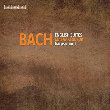 J. S. Bach: English Suites