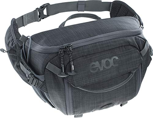 evoc Capture 7l Photo Hip Pack, Heather Carbon Grey, One Size