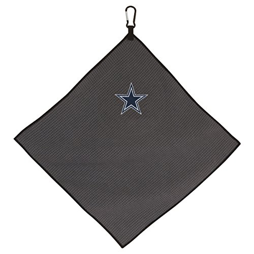 Team Effort Dallas Cowboys 15'x15' Grey Microfiber Towel
