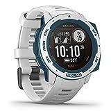 Garmin Instinct Solar Surf – robuste GPS-Smartwatch mit Surf App und...