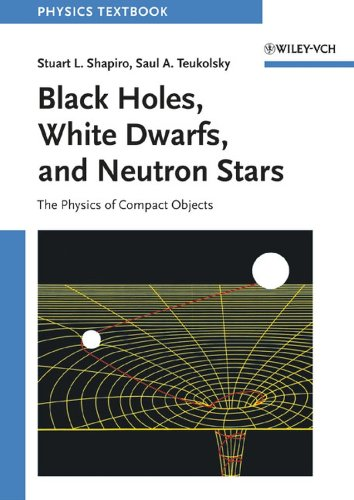 Black Holes, White Dwarfs, and Neutron Stars: The Physics of Compact Objects