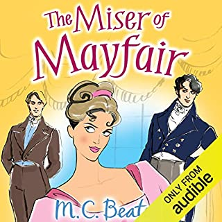The Miser of Mayfair cover art