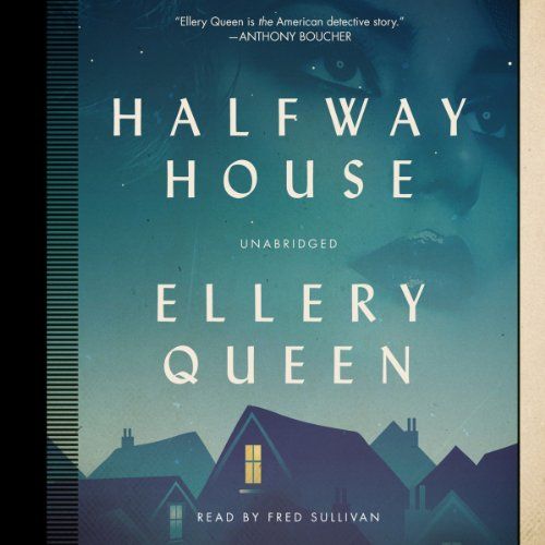Halfway House audiobook cover art