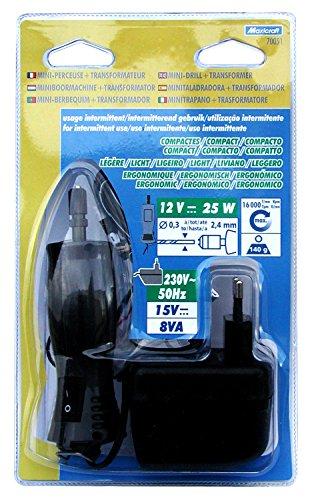 Maxicraft 70051-20000 taladro de precisión con