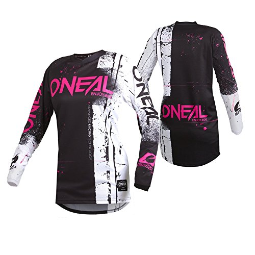 Element Damen Jersey Shred Pink S Rosa