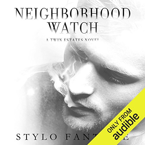 Neighborhood Watch audiobook cover art