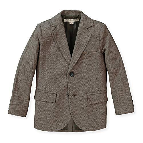 Hope & Henry Boys' Classic Suit Jacket