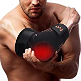 Best Elbow Wraps - Elbow Brace for Weightlifting Compression, Comfortable and Adjustable Review