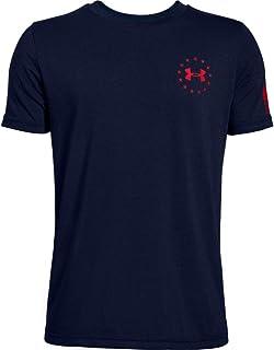 Under Armour Boys' Freedom Flag T-Shirt