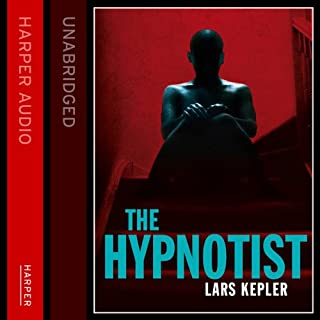 The Hypnotist                   By:                                                                                                                                 Lars Kepler                               Narrated by:                                                                                                                                 Eamonn Riley                      Length: 16 hrs and 59 mins     158 ratings     Overall 3.8
