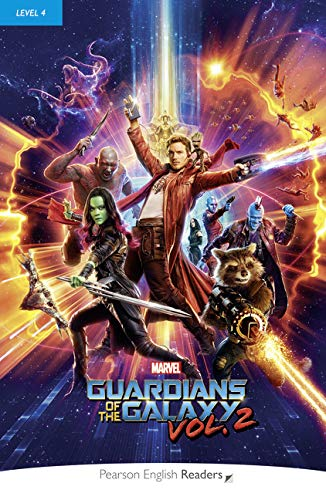Level 4: Marvel's The Guardians of the Galaxy Vol.2 Book & MP3 Pack (Pearson English Graded Readers)