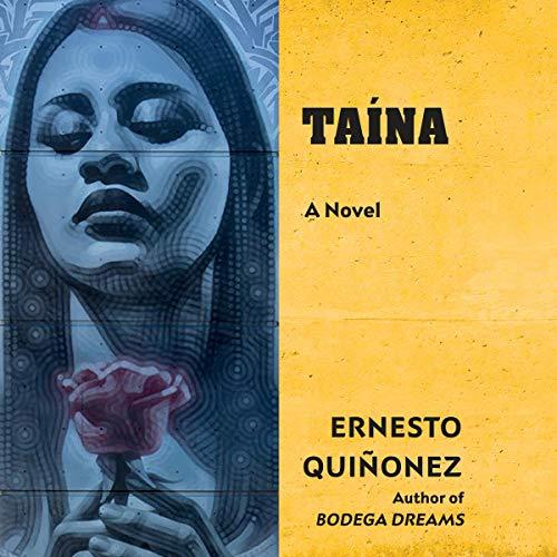 『Taína』のカバーアート