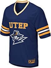 Colosseum Mens UTEP Texas at El Paso Miners Football Jersey