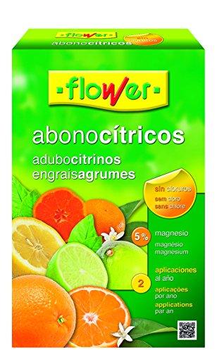 Flower 10559 10559-Abono cítricos, 2 kg, No aplica, 20.4x7.5x31 cm