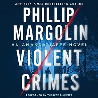 Violent Crimes audiobook cover art