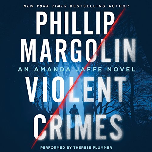 Violent Crimes audiobook cover art