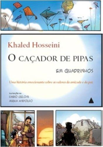 Caçador De Pipas. Graphic Novel