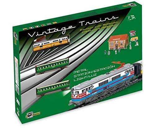 PEQUETREN Tren Viajeros