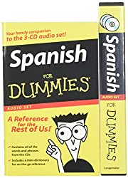 Spanish For Dummies Audio Set 1st Edition