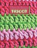 Libro da Disegno Tricot: Libro di disegno per le sarte i maglia | Diario ideale per iniziare il punto croce | Libretto per disegnare e creare i tuoi ... e l'uncinetto | Bel regalo per adulti/bambini