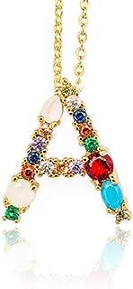 Best crystal monogram necklace Reviews