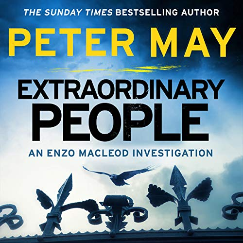 Extraordinary People Audiobook By Peter May cover art