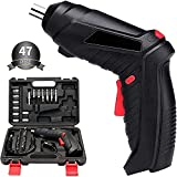 Best Cordless Power Drills - ARKIT Electric Screwdriver 47 in 1 Rotatable Cordless Review