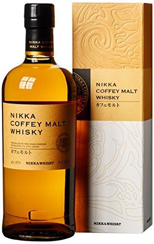 Nikka Coffey Malt Single Grain Whisky mit Geschenkverpackung (1 x 0,7l)