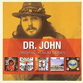 Original Album Series:Babylon/Dr. John'S Gumbo/Gris Gris/In The Right Place/The Sun, Moon & Herbs by Dr. John (2010-02-23)