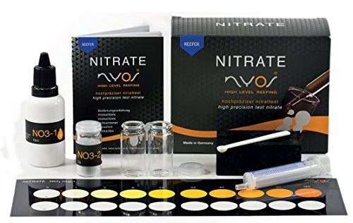 NYOS Nitrate (NO3) Reefer Aquarium Test Kit by NYOS