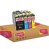 Excellent Print 932XL 933XL 932 XL 933 XL Compatible Cartuchos de Tinta para HP OfficeJet 7510 6600 6100 7110