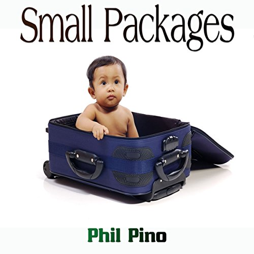 Small Packages audiobook cover art