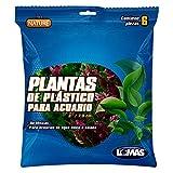 Lomas Plantas para Acuario 3' (7.5 cm), 6 Piezas