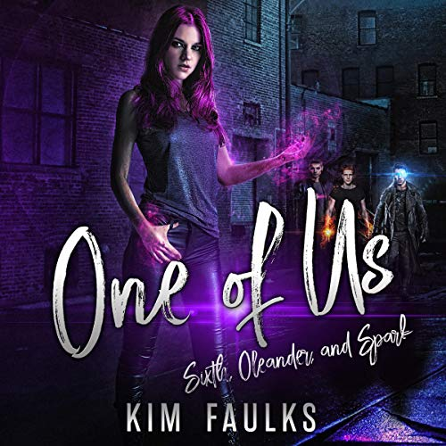 One of Us Series audiobook cover art