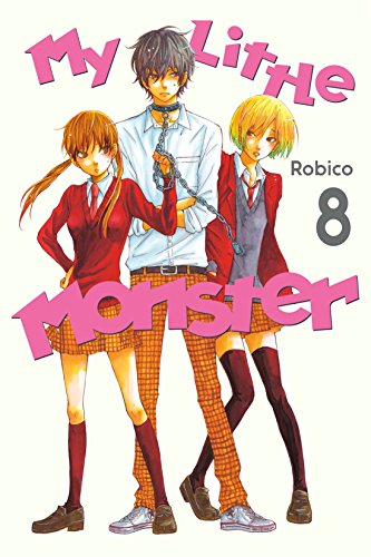 My Little Monster Vol. 8 (English Edition)