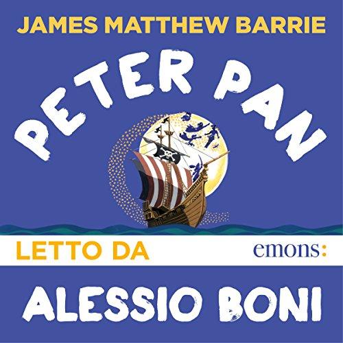 Peter Pan copertina