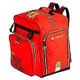 VOELKL Race Boot+Helmet Backpack GS RED Größe - Mehrfarbig