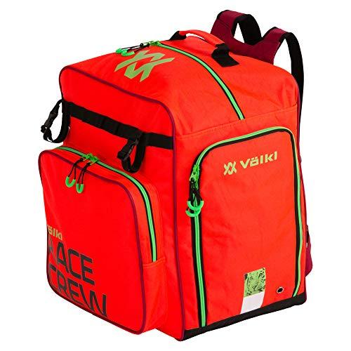 VOELKL Race Boot+Helmet Backpack GS RED Größe - Mehrfarbig (-)