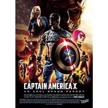 Captain America - an Axel Braun Parody