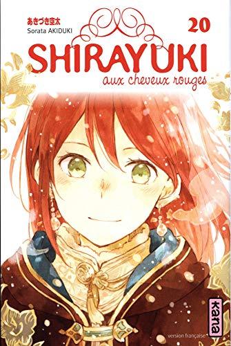 Shirayuki aux cheveux rouges - Tome 20 (SHIRAYUKI AUX CHEVEUX ROUGES (20))