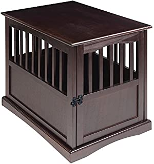 Casual Home End Table, 24-Inch Pet Crate, 20