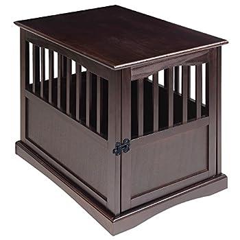wooden dog crates furniture