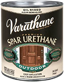 Rust-Oleum 9351 Varathane Ultimate Spar Urethane Oil Based, Pint, Satin