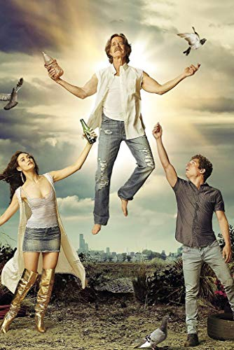 Yutirerly Shameless Poster 24in x 36in TV Show - Showtime