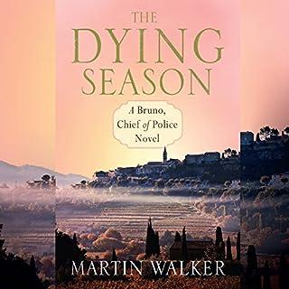 Couverture de The Dying Season