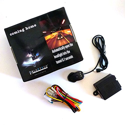 BLUETECH® Coming Leaving Home Funktion mit Lichtautomatik und Fahrlichtassistent