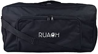 Ruach Pedalboard Heavy Duty Gig Bag for Ruach Size 4 and Pedaltrain Novo 32 Pedalboard (790x375x130mm)…