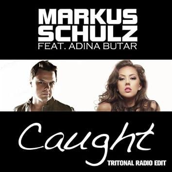 Caught (Tritonal Radio Edit)